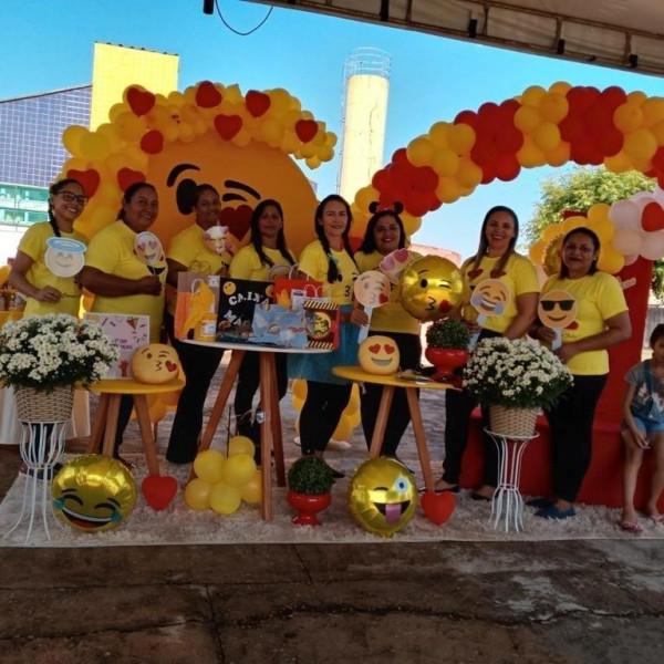 12 de Outubro de 2021- Dia das Crianças- Rede de Ensino Municipal- CMEI-Maria da Glória Moreno.