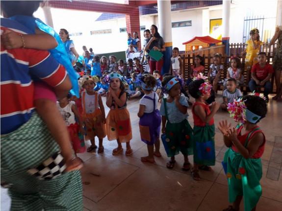 Secretaria Municipal de Educação-Prefeitura de Figueirópolis-TO.Projeto Culminância Trimestral- Centro Municipal de Educação Infantil-CMEI.