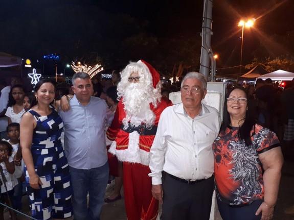 No dia 20 de dezembro o prefeito Fernandes Rodrigues a primeira dama Ruth Campos e o vice Antônio do serve lar, juntamente com os demais servidores da prefeitura municipal de Figueirópolis realizaram a entrega dos presentes para as crianças e outras apresentações.