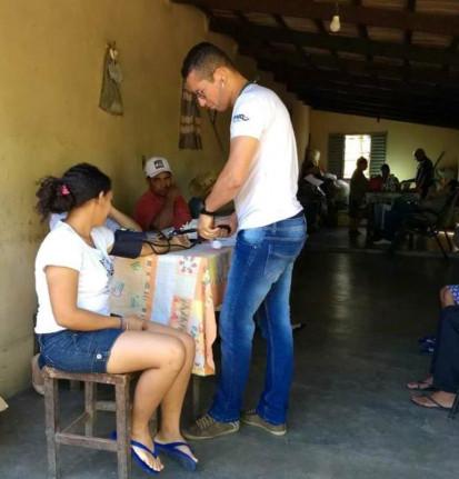 Prefeitura Municipal de Figueirópolis-TO-Secretaria Municipal de Saúde-Atendimento Rural.