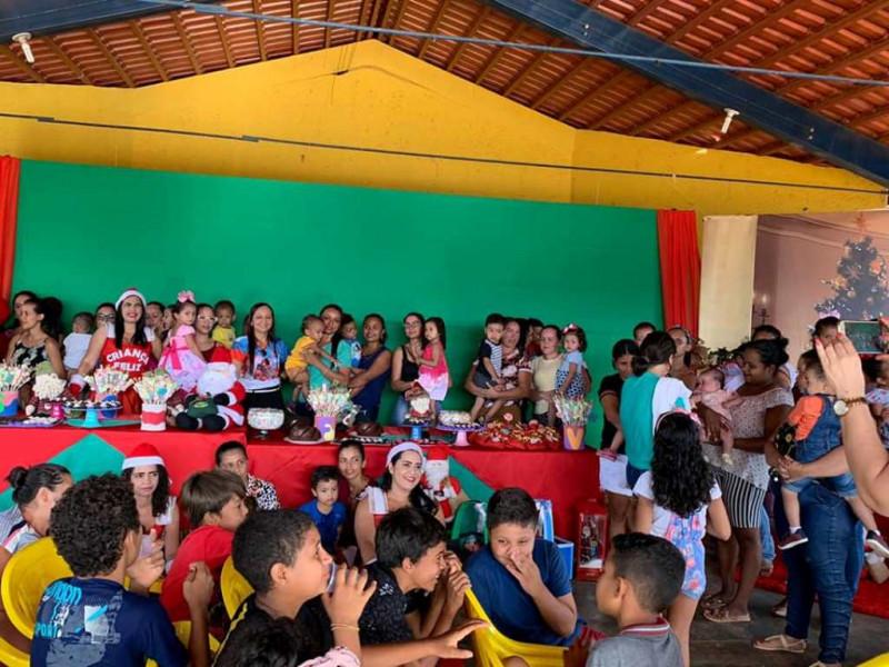 Confraternização de Natal dos Públicos atendidos pelos Programas do SEMAS:  PCF & SCFV.