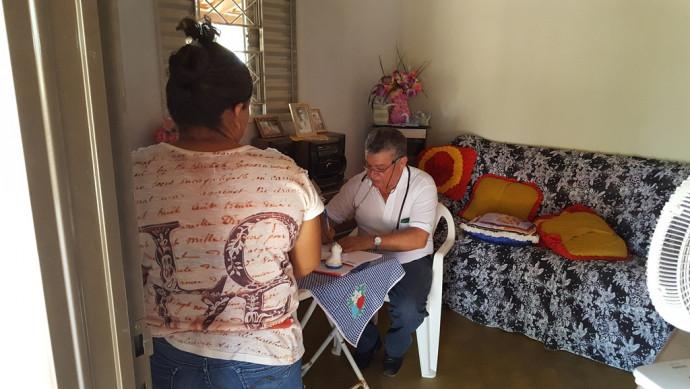 Secretaria Municipal de Saúde- Ano 2017- Prefeitura de Figueirópolis-TO. Atendimento médico e assistencial na Zona Rural.