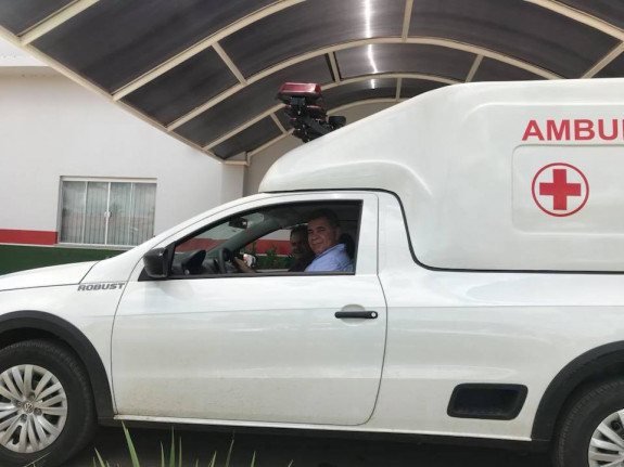 Prefeitura de Figueirópolis-TO, aquisição de uma Ambulância tipo Saveiro adaptada.