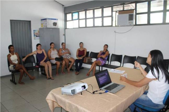 Prefeitura Municipal de Figueirópolis-Secretaria Municipal de Saúde-  Saúde na Gestação.