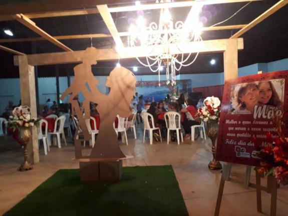 Prefeitura de Figueirópolis- Secretaria Municipal de Assistência Social-  Festa em